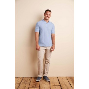 GILDAN 85800 PREMIUM™ COTTON ADULT DOUBLE PIQUÉ POLO