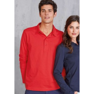 Kariban 205 MEN'S LONG SLEEVE JERSEY POLO