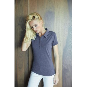 "Kariban 208 LADIES' SHORT SLEEVE ""BLEND"" POLO SHIRT"