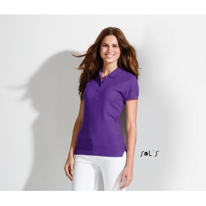 SOL'S PEOPLE WOMEN'S POLO SHIRT
